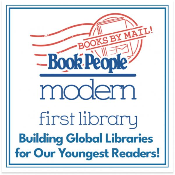 BookPeople Modern First Library