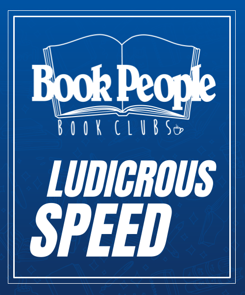 Ludicrous Speed Book Club