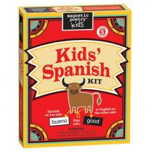 Kids' Spanish Kit - Magnetic Poetry Kids