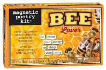 Bee Lover Magnetic Poetry Kit