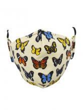 Majestic Butterflies Face Mask