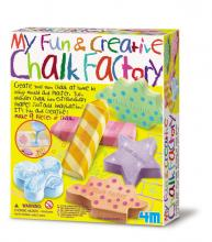 My Fun & Creative Chalk Factory Kit