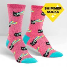 Pew! Pew! Shimmer Socks
