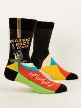 Classic Rock Socks