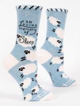 In Loving Memory Socks