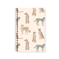 Cheetahs Spiral Notebook