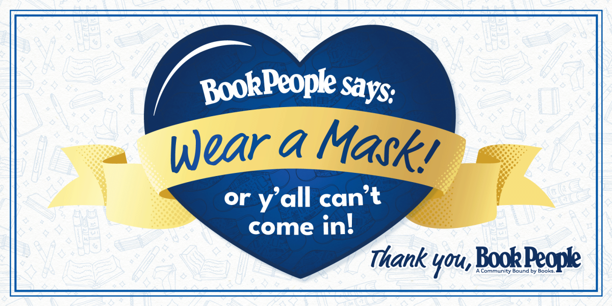 BookPeople Mask Policy Slide